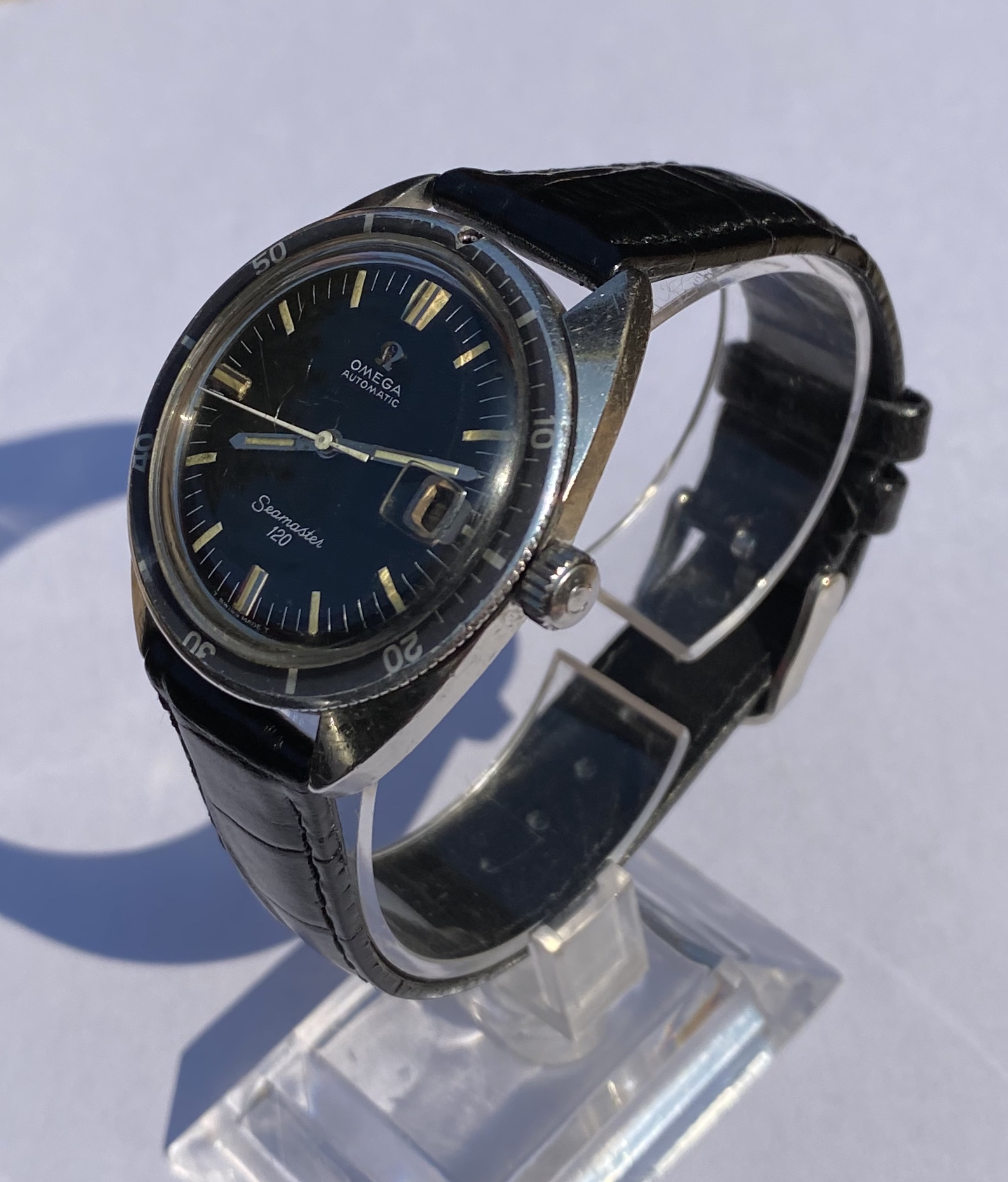 Lot 14 - Omega Seamaster 120