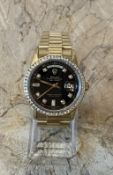 Gents Rolex Day Date 18038 18ct Gold *2 Years Guarantee*