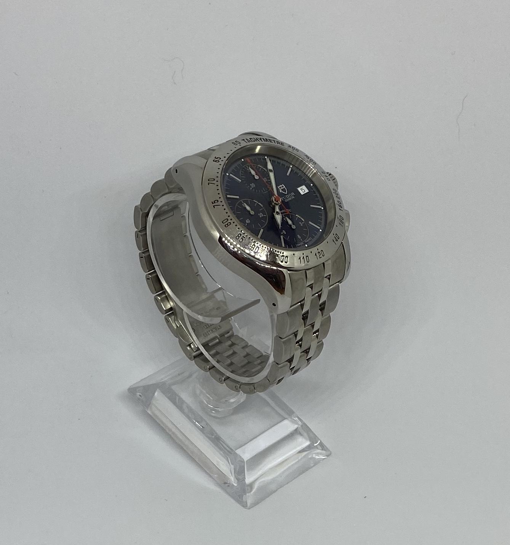 Lot 3 - Tudor Chronautic 79380P Automatic Chronograph *12 MONTH GUARANTEE*