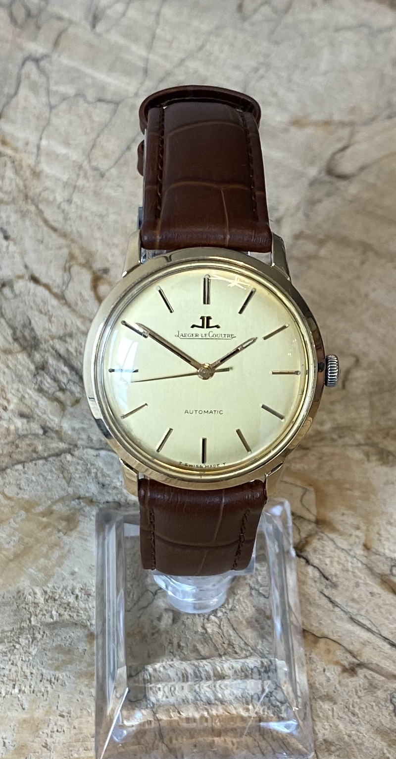 Lot 6 - Jaeger-Le Coultre 9ct Solid Gold Calibre 882 (Manual Wind)*12 MONTHS GUARANTEE*