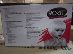 50 pcs Brand new Sealed rockit nail kit with EU Plug - original RRP £29.99 new - 5opcs in lot