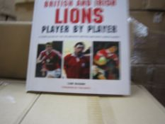 1000pcs assorted title Hardback and other Novelty / Sports / Comedy / Football / Lifestyle books - n