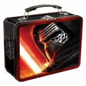 100pcs x Kylo Ren Lunch Tin , new and sealed - RRP £12.99