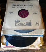 Antique Parcel of 30 Gramophone Records 78rpm
