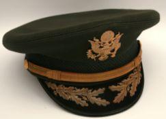 Vintage American Military Cap by Flight Ace San Antonio Texas