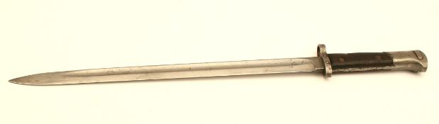 Military Bayonet Possibly Persia 1940's Measures 53.5cm long