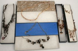Parcel of Boxed Vintage Costume Jewellery