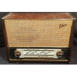 Vintage Ekco A320 Radio Wood Case c1950's