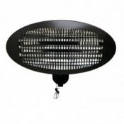 (SP487) 2kW Quartz Wall Mounted Outdoor Electric Garden Patio Heater The heater combines a robu...