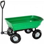 (PP86) Deluxe Garden Dump Truck. Product Features: The deluxe garden dump truck is ideal fo...