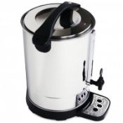 (RL47) 30L Catering Hot Water Boiler Tea Urn Coffee Manufactured from robust stainless steel...