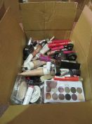 Circa. 200 items of various new make up acadamy make up to include: powerbrow long wear sculpti...