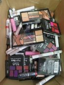 Circa. 200 items of various new make up acadamy make up to include:paintbox multishade lip pale...