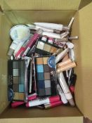 Circa. 200 items of various new make up acadamy make up to include: illuminating liquid glow, h...