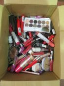 Circa. 200 items of various new make up acadamy make up to include: skin define hydro primer, c...