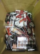 Circa. 200 items of various new make up acadamy make up to include: skin define hydro foundatio...
