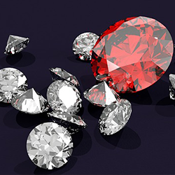 Low Reserve Diamonds & Gemstones I Free Worldwide Delivery