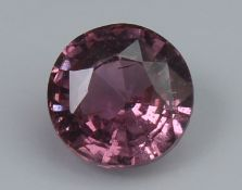 Pink Sapphire, 1.08 Ct
