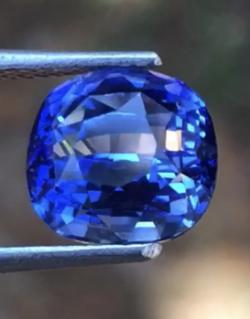 Blue Sapphire, 4.78 Ct