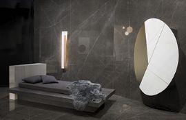 Pietra Grey - 60x120cm 8mm Polished Porcelain Tile - Full Body - 2 Pallet