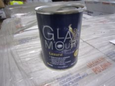 1. x Pallet containing 432 tins of Glamour Effect varnish in Matt finish- New and sealed - 72 ...