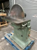 Phillipson 24 inch disc sander