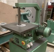 Zimmermann Profile Sander / Belt Sander Wadkin Green