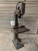 Wadkin LM Drill DC Braked