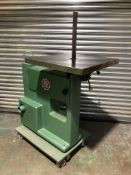 Zimmermann Profile Sander rebuilt 4 years ago
