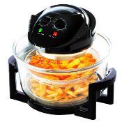 (G85) 12L Litre Black Portable Halogen Convection Oven Cooker 1400W12L Litre Black Portable H...