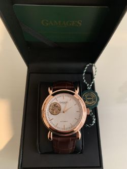 Limited Edition Hand Assembled Gamages Skylight Automatic Rose – 5 Year Warranty & Free Delivery