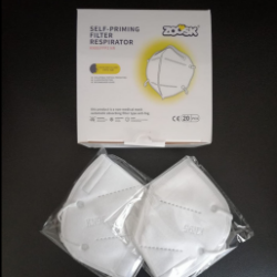 No Reserve Liquidation I 69 x lots of 200 pcs, Brand New High Quality FFP2 KN95 Face masks (Unvalved - 4 Ply)