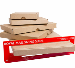 Liquidated Trade Quantities of C5 / A5 & C4 / A4 Pip Box, Shipping Mail Postal Letter Boxes.