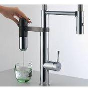 NEW (NS38) Franke Vital Capsule 2-in-1 Single Dispense Filter Tap. RRP £338.99. The most minim...