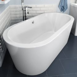Designer Bathroom Stock - Baths, Radiators, Vanity Units, Enclosures, Trays, Taps, Valves & More - Due to Company Liquidation