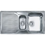NEW (TP98) FRANKE Ariane ARX 651P Stainless Steel Cabinet Size 600.00 mm Length Overall 1,000.0...