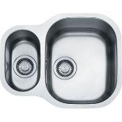 NEW (NS114) Teka Polished Sink Bowl, 60cm. May differ slightly.