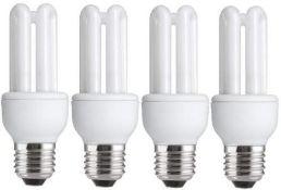 10 X 5W MICRO ES ENERGY SAVING LAMPS