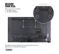 (D11) 32-70 inch Tilt TV bracket Please confirm your TVÕs VESA Mounting Dimensions and Scree...