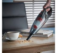 (OM17) 2 in 1 Stick Vacuum 600W - Grey Easily switch between upright and handheld for targeted...