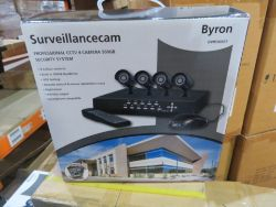 New Professional CCTV Systems, Door Bells, Alarms & More - Trade & Single Lots - Delivery Available