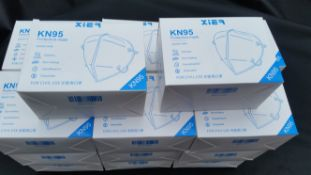 face masks kn95 xier x400 brand new