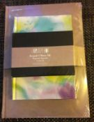 8 x writey ho journal & memo sets 3 items per set .brand new.