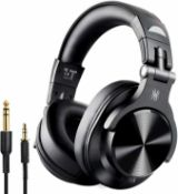 New 2020 Stock OneOdio Fusion A70 Bluetooth /Wired Over Ear Hi Fi DJ Headphones Upgraded chip Versio