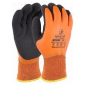 Aquatek Thermo Dual Layer Thermal Gloves - Size 8 Medium