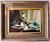 Jonny Gaston Original Oil Painting