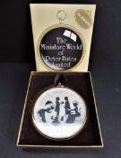Peter Bates Miniature Sillhoutte