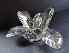 Art Deco Art Glass Bowl