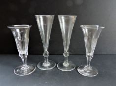 Antique Champagne Glasses