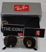 Ray Ban Sunglasses ORB3548N 001 *3N